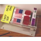 "Dispensa-Matic DML Manual Label Dispenser (12.5"" Width Label)"