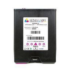 High-Capacity Magenta Ink Cartridge for the Afinia L701 Printer