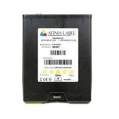 High-Capacity Yellow Ink Cartridge for the Afinia L701 Printer