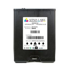 Black Ink Cartridge containing Water-Resistant Dye Ink, for use with the Afinia L801 Plus Printer