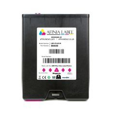 Magenta Ink Cartridge containing Water-Resistant Dye Ink, for use with the Afinia L801 Plus Printer