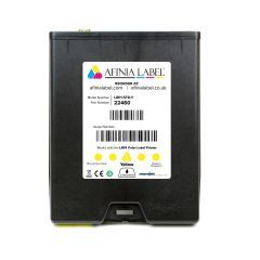High-Capacity Yellow Ink Cartridge for the Afinia L801 Printer