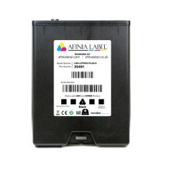 Black Ink Cartridge containing Water-Resistant Dye Ink, compatible with Afinia L901, CP950 and FP-230