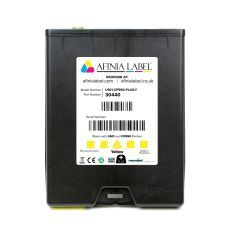 Yellow Ink Cartridge containing Water-Resistant Dye Ink, compatible with Afinia L901, CP950 and FP-230