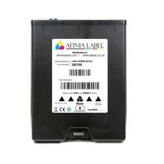 Black Ink Cartridge containing Dye Ink, compatible with Afinia L901, CP950 and FP-230