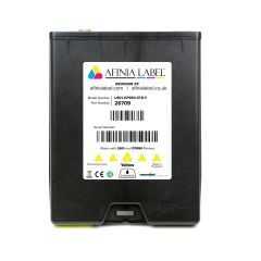 Yellow Ink Cartridge containing Dye Ink, compatible with Afinia L901, CP950 and FP-230