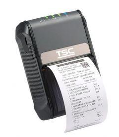 "TSC Alpha-2R DT 2"" Mobile Printer -203DPI - w/ Bluetooth, USB"