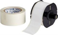 """Polyester ToughStripe Floor Marking Tape for B30 Series-2.25""""x100'-White-100'/RL"""