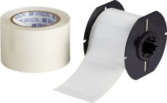 """Polyester ToughStripe Floor Marking Tape for B30 Series-3.00""""x100'-White-100'/RL"""