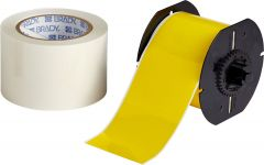 "Polyester ToughStripe Floor Marking Tape for B30 Series-3.00""x100'-Yellow-100'/RL"