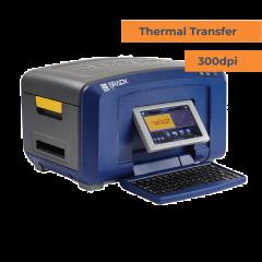 Brady BBP35 Multi-Color Desktop Printer - 300 dpi
