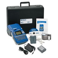 Brady BMP51 Portable Printer w/ Lithium Ion Battery/AC Adaptor-300 dpi