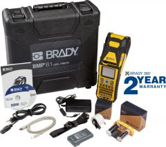 Brady BMP61 Portable Printer-300 dpi