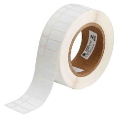 Polypropylene Lab Label-1.00x0.50-White-2000/RL