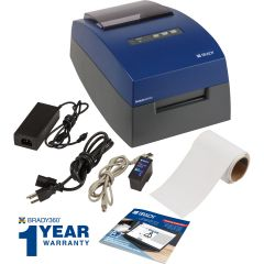 Brady BradyJet J2000 Color Inkjet Printer w/ Brady Workstation and Facility ID Software Suite