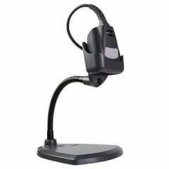 Code CR1000 Barcode Scanner - 8ft Coiled RS232 Cable - Stand - EU Power Supply