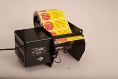 "Dispensa-Matic DM-II Wide Format Electric Dispenser 6"" Photo Detector (4.5"" Label Rolls)"
