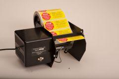 "Dispensa-Matic DM-II Wide Format Electric Dispenser 6"" Physical Detector (4.5"" Label Rolls)"