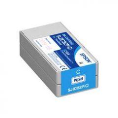 Ink Cartridge for EP3500-Cyan-CT