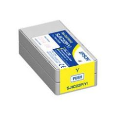 Ink Cartridge for EP3500-Yellow-CT