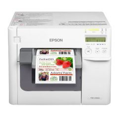 Epson C3500 Industrial Inkjet Printer-DHCP-360 dpi