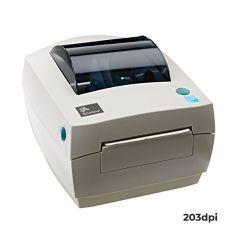 Zebra GC420d Desktop Printer - 203 dpi - Direct Thermal
