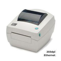 Zebra GC420t Desktop Printer - 203 dpi - Thermal Transfer - Ethernet