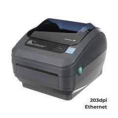 Zebra GX420D Desktop Printer-Ethernet-203 dpi