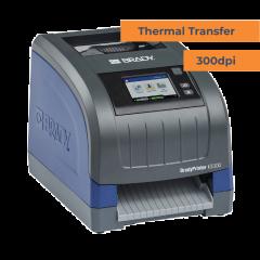 Brady i3300 Thermal Transfer Printer w/ Brady Workstation Wire ID Suite Software - 300 dpi