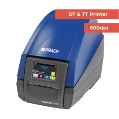 Brady i5100 Industrial Label Printer w/ Product and Wire ID Software Suite - 600 dpi