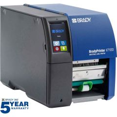 Brady i7100 Industrial Printer Peel Model-600 dpi