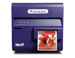 Quicklabel Kiaro! D Inkjet Color Label Printer