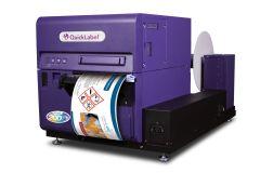QuickLabel Kiaro! 200D Inkjet Color Label Printer