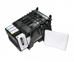 Afinia L502 Printhead w/ Ink Dye Ink Set