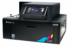Afinia L901 Plus printer with water-resistant dye inks.