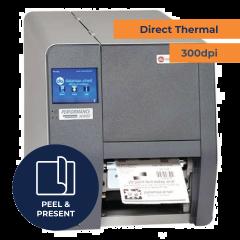 Honeywell Datamax-ONeil Performance DT Printer - W/Peel/Present - 300 dpi