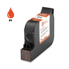 Anser P1 Red Ink Cartridge (42ml) Water Based