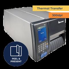 Honeywell PM43c TT Industrial Printer -W/Peel/Present - 300 dpi