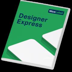 NiceLabel Designer Express 2019 Software - Single User