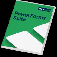 Powerforms Suite 2019 Software - 3 Printer License