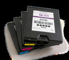 QL-800 Magenta Ink Cartridge 250 ml, Magenta