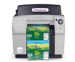 QuickLabel QL-850 Color Ink-Jet Printer, 1600dpi CMYK
