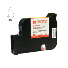 Anser S1 White Ink Cartridge (42ml) Solvent Based