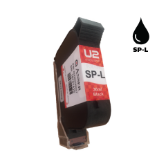 Anser SP-L Black Ink Cartridge (36ml) Solvent Based