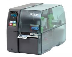cab SQUIX 4.3/300P Printer-300 dpi (Peel and Present)
