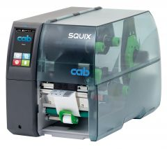 cab SQUIX 4.3/300MP Printer-300 dpi (Peel and Present)