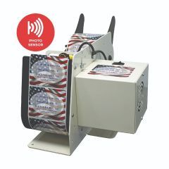 Take-A-Label TAL-450 wP/E Electric Label Dispenser With Optional Photo Cell Sensor