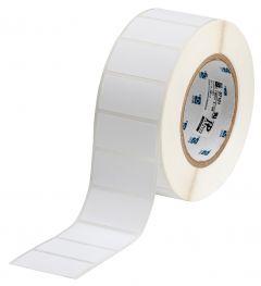 "Polyester ToughBond Label-2.00""x1.00""-White-3000/RL"