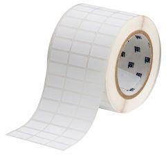 "Polyester ToughBond Label-1.00""x0.50""-White-10000/RL"