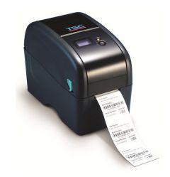 "TSC TTP-323 TT 2"" Desktop Printer - 300 DPI - w/ LCD, Ethernet, USB"